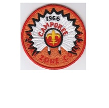Canal Zone Boy Scouts of America 1966 Camporee Balboa, CZ Panama 1933 - 1979 3in - $9.99