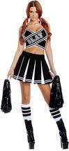 Play or Slay Sexy Cheerleader Costume image 3
