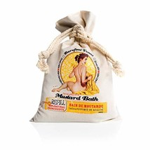 Barefoot Venus Epsom Salt Bath Soak with 100% Natural Oils 1000 g Mustard Bath