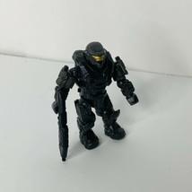 2015 Mega Bloks Halo Master Chief W/ Gun From Attack Gausshog Set Construx - $27.71