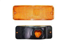 73 74 75 76 77 FORD F-150 F150 F250 F350 Truck Front Turn Signal Lights Amber image 5