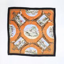 Hermes La Chasse en Afrique 90cm Silk Scarf - $285.00