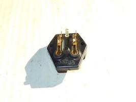 LIONEL - 8010-500- BLACK - BRUSH PLATE -  NEW - W46T - $6.81