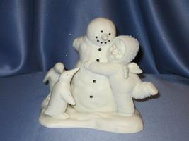 "Snowbabies - ""All We Need Is Love"" Figurine. - $44.00"