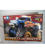 TAMIYA 1/10 Electric RC SUPER CLOD BUSTER 540 Type Motor with 2 - $833.58