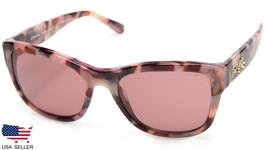 New Coach HC8243 L1045 552875 Oxblood Tortoise Sunglasses Glasses 55-19-140 B45 - $78.20