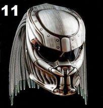 Top Critical Predator Motorcycle Helmet (Dot / Ece Certified) - $355.00