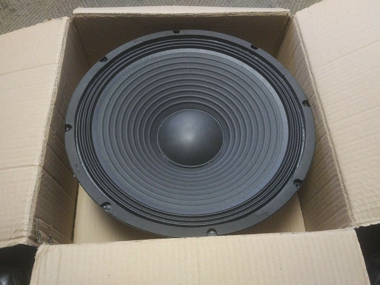 "Pair of (2)Technical Pro PW15HN 15"" 1100 W PA/DJ Replacement Woofer"