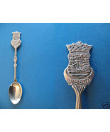 LISBON Portugal Souvenir Collector Spoon PORTUGUESE LISBOA Collectible S... - $6.95