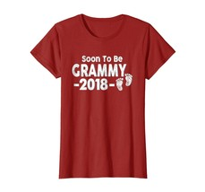 Brother Shirts - Soon To Be Grammy EST 2018 Shirt Promoted To First Time... - $19.95