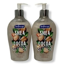 Softsoap Hand Soap Shea And Cocoa Butter 13 Fl Oz Lot Of 2 - $19.79