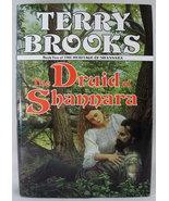 The Druid of Shannara Terry Brooks Book 2 Heritage of Shannara 1st 1991 - $5.93