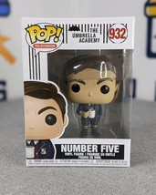 New Funko POP Television The Umbrella Academy Number Five #932 - $23.99
