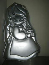 Wilton Precious Moments Girl Doll Dolly Cake Pan (2105-9365, 1993) - $14.14