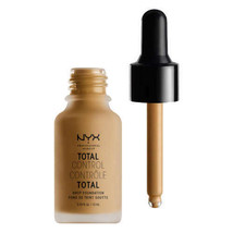 NYX Total Control Drop Foundation TCDF15 Caramel - $5.99