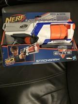 New Hasbro Nerf n-Strike Elite Strongarm 6 Dart Slam Fire - $14.52