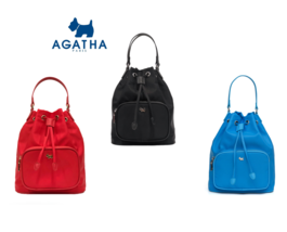 Agatha Mini Bucket bag for Women with Free Gift and Tracking Number - $139.00