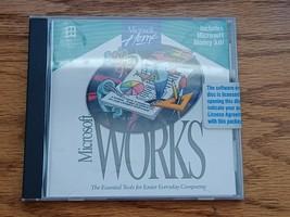 Microsoft Works 3.0 Multimedia Edition for Windows 3.1 - $7.92