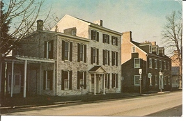 Historical Society of Carroll County, Westminster, Maryland. Vintage Pos... - $3.00