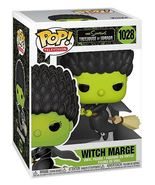 Funko POP!: Witch Marge #1028 (2020) *The Simpsons Treehouse Of Horror / Boxed* - $11.00