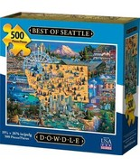 Dowdle Jigsaw Puzzle - Best of Seattle - 500 Piece - $24.90