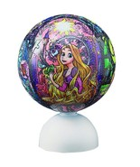 Disney Rapunzel on the tower 240 Pieces Glowing Sphere Puzzle Starlight ... - $77.22