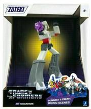 2021 Jazwares Zoteki Transformers Megatron Diorama Action Figurine Neuf Scellé