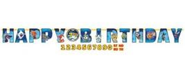 Yo-Kai Watch Jumbo Letter Banner Birthday Party Yokai - $9.40