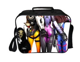 Overwatch Lunch Box Summer Series Lunch Bag Tracer Reaper - $17.99