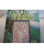 Country Cross Stitch Magazine by McCall's  - $4.00