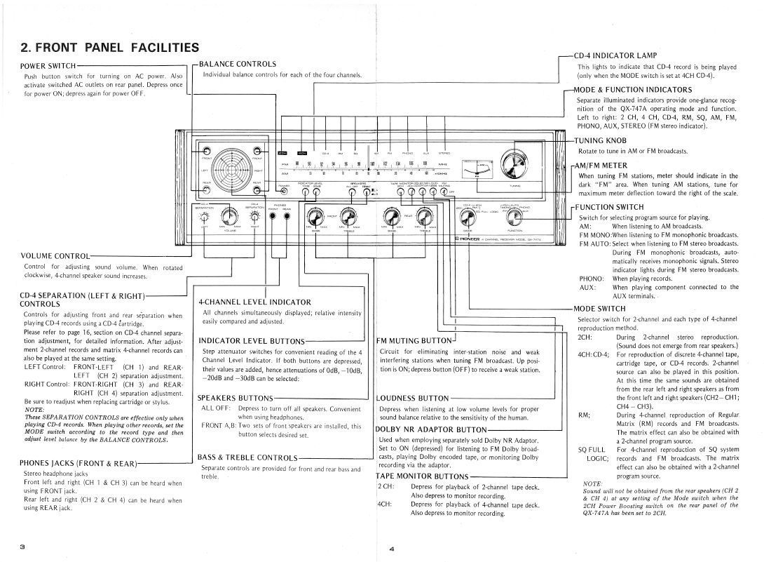 Pioneer qx 747 owner manual service manual and 11 similar items pioneer qx 747 owner manual service manual and more instant download fandeluxe Images
