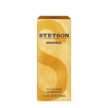 Stetson By Coty For Men. Cologne Spray 1.5-Ounces - $6.63