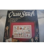 2 For The Love Of Cross Stitch Magazines  - $8.00