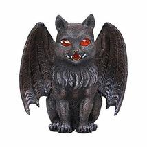 Pacific Giftware 7 Inches Winged Guardian Cat Candle Holder - $37.99