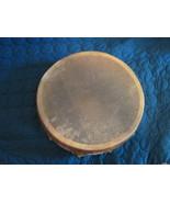 10 inch Cochiti Pueblo hand drum handmade - $300.00