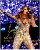 Jennifer Lopez Authentic Original Signed Autographed 8X10 w/ Coa 48090 - $125.00