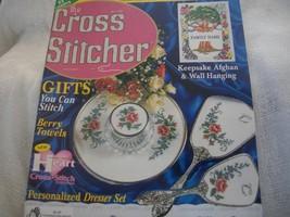 The Cross Stitcher Magazine April 1999 - $4.00