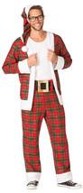 Rasta Imposta Hipster Mr. Claus Santa Adult Mens Christmas Halloween Costume 761 - $63.99