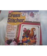 Thanksgiving & Christmas Cross Stitch Magazines - $8.00