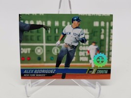 2008 Topps #13 Alex Rodriguez 077/599 - $4.94