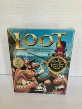 Loot Pirate Plundering Card Game by Gamewright (2005) Mensa Select New S... - $13.46