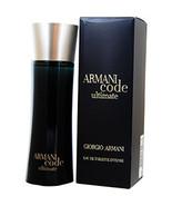 ARMANI CODE ULTIMATE - $87.34