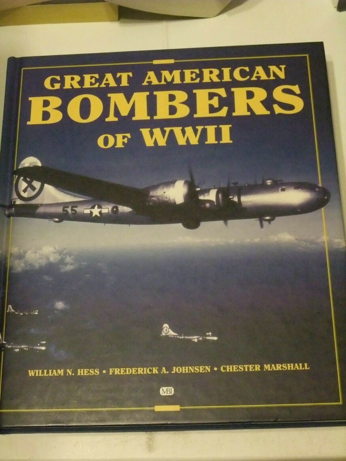 Primary image for Great American Bombers of World War II : B-17 Flying Fortress, B-29, and B-24