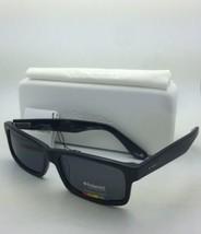 Neuf Polaroid Lunettes de Soleil X8420A Kih 1T 57-17 140 Noir Cadre W / ... - $60.17