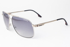 Carrera 59 Silver & Gold / Silver Mirror Sunglasses 59 83K IC - $126.91