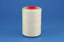 25m of CREAM RITZA 25 Tiger Wax Thread for Leather Hand Sewing 4 Sizes Available - $5.05
