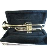 Vintage Besson USA 609 Trumpet Hard Case Vincent Bach Corp 1 1/2 C Mouth... - $199.99