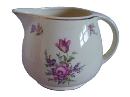 Homer Laughlin Kitchen Kraft Priscilla Open Jug Pitcher - $25.00