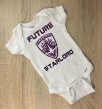 Superhero StarLord Baby, Marvel Baby Gift, Guardians of the Galaxy Baby - $14.50