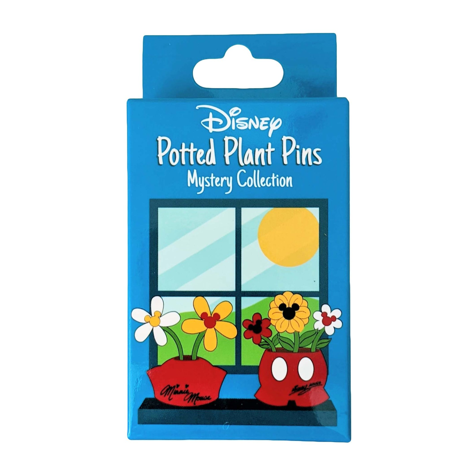 Primary image for Disney Potted Plants Mystery Pins: Box Only (1)